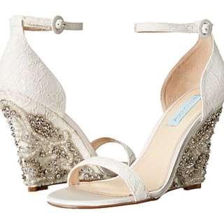 Betsy Johnson - Wedding Shoes (EU 37)