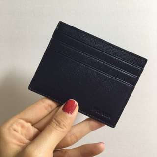 Prada 男裝卡片套 cardholder 卡包