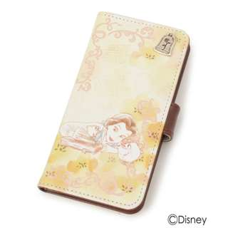 [PO] ITS' DEMO Disney Princess Pocketbook type iPhone case Belle