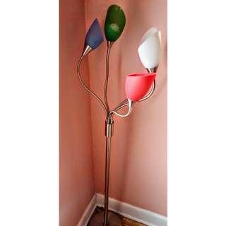 5 Light Floor Lamp