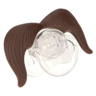 Baby Moustache Pacifiers