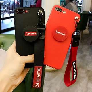 Silicon  Supreme Case for Samsung S6-S8 Plus, Note 8