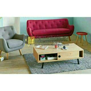SOFA TAMU RETRO SET