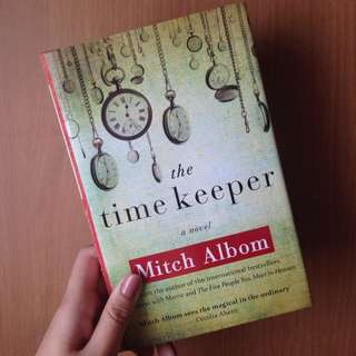 Mitch Albom | The Time Keeper