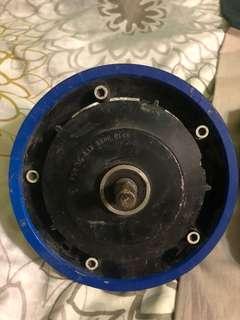 """FSM motor 10"""" hub"""