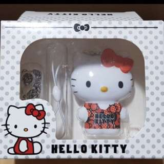 Hello kitty ez link charm (brand new) in box,red Color,2018