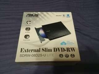 BN ASUS External Slim DVD RW