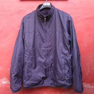 Reversible jacket uniqlo - mountain jaket - jaket polar