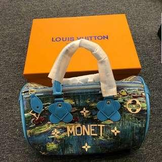 Louis Vuitton monet handbag