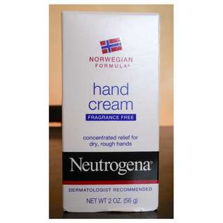 NEUTROGENA Hand Cream (Norwegian Formula)