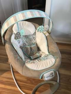 Like new baby bouncer