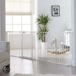 Lindam Baby Safety Gate & Secure Playpen Fence