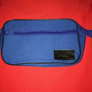 Toiletries pouch or general use pouch with Ateneo logo
