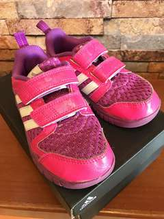 Original Adidas high Quality girl kids sport shoes