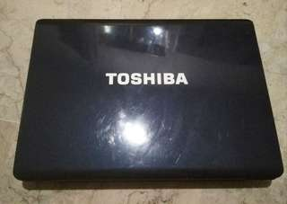 """ Laptop Toshiba Satellite M200 """