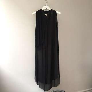 *OLD WILFRED* sleeveless tunic dress