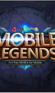Mobile legend boost