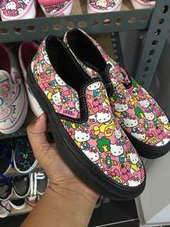 Vans Slip On - Hello Kitty