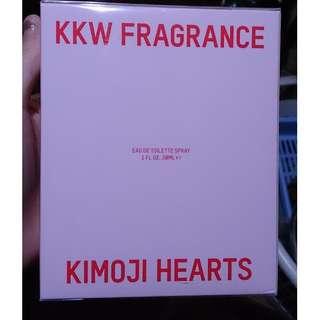 Kkw fragrance - kimoji heart - bbf 30ml