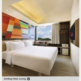 #hotel#chalet#staycation#booknow!#bunglow#HOTEL GENTING JURONG #HOTELHOTELHOTEL
