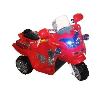 3 Wheel Battery Powered Motorbike for 2 - 5 Year Old
