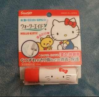 Hello Kitty 液體膠布