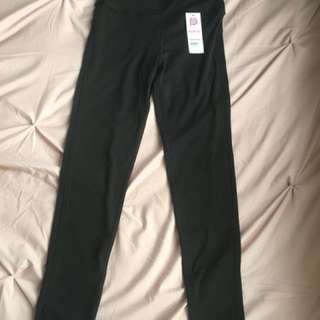 Black leggings BNWT