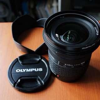Olympus 9-18mm f/4.0-5.6 4/3