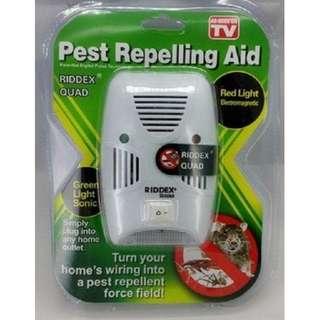 Riddex Quad Pest Repeling Aid