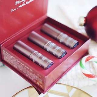 BEAUTY COTTAGE LIPSTICK (3 pcs per set)