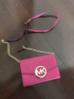 Michael Kors crossbody bag,