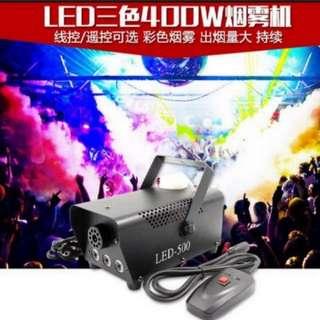 遙控400W特效燈光舞臺煙霧機派對戶外節日 (唯多推廣系列) (包Buyup自取站取貨) (party disco smoke fog machine)