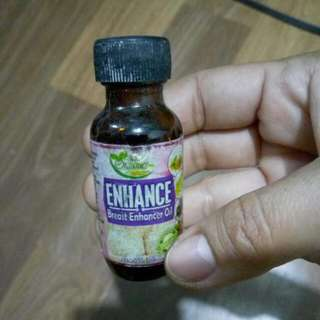 enhance breast oil