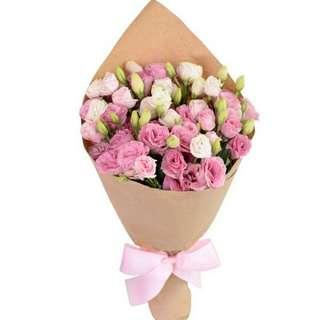 Flower Bouquet∕Hand Bouquet∕Birthday Bouquet∕Anniversary Bouquet∕Proposal Bouquet - 3CA0