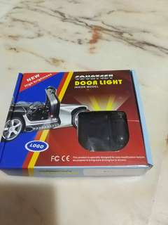Car door light