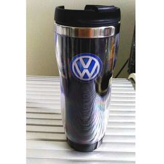 VW logo hot or cold flask bottle