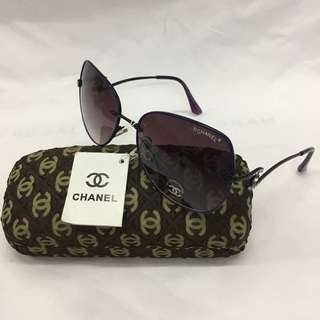 Brandnew! Authentic quality Chanel Shade sunglasses