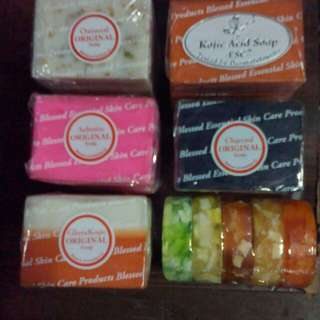 PURE KOJIC SOAP