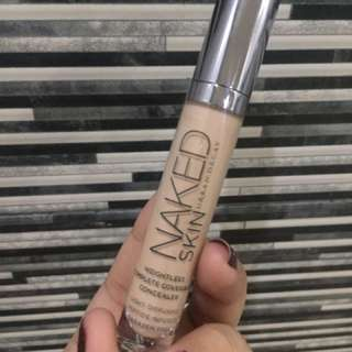Authentic Naked Urban Decay Weightless Concealer