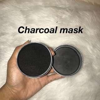 Charcoal mask