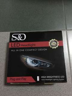 H7 LED Headlight