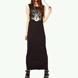RS- Casual Long Dress