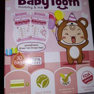 Babytooth 175ml
