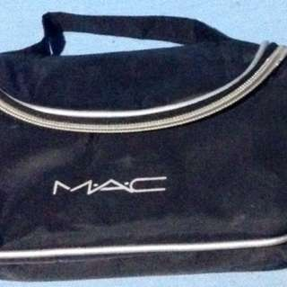 MAC cosmetic pouch