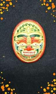 Phra Rahu BE2549 LP Thong Wat Samphaochey