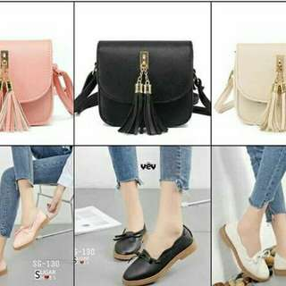 Shoe + Bag Package!!!  2 in 1 !!