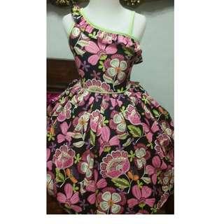 MADE TO ORDER KIDS DRESSES (0 S M L XL 2XL 3XL)🌼🏵️