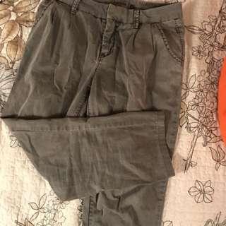 Aritzia (talula) grey pants