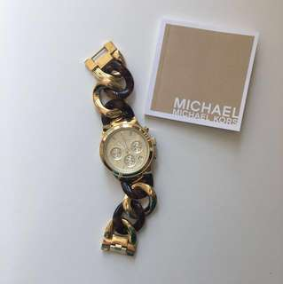 Stylish Michael Kors bracelet watch