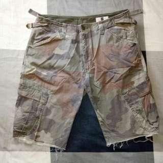Gap Camouflage Shorts